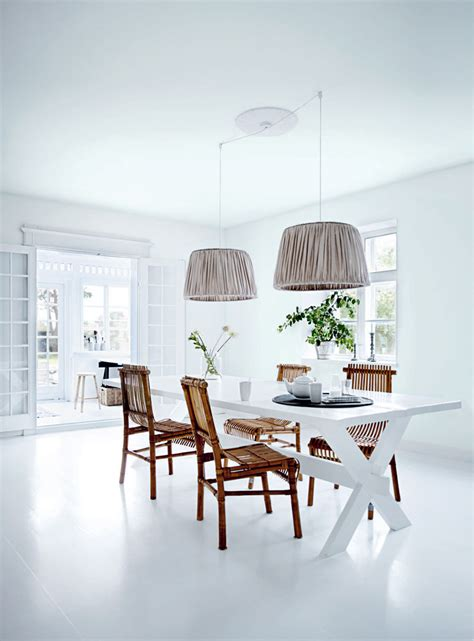 White Home Interior with All White Interior Design Of The Homewares Designer Home Digsdigs