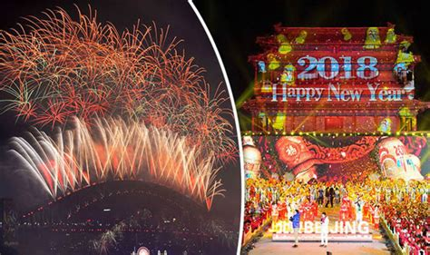 new year s eve 2017 in pictures happy new year 2018