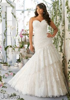 Dress Berta Pink And White Os 1000 images about plus size wedding dresses on