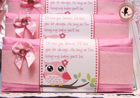 Pink Owl Baby Shower by Host A Pink Owl Baby Shower A To Zebra Celebrations