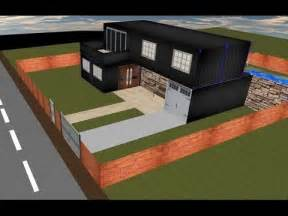 shipping container house design project youtube