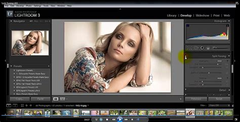 lightroom tutorial split toning photography tips for photographers and posing guides