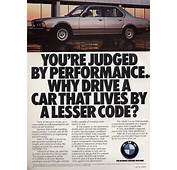Oh The Humility Of BMW Advertising  Truth About Cars