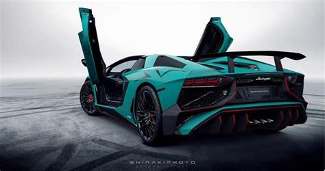 Lamborghini Aventador LP 750 4 ? Roadster mit 750 PS