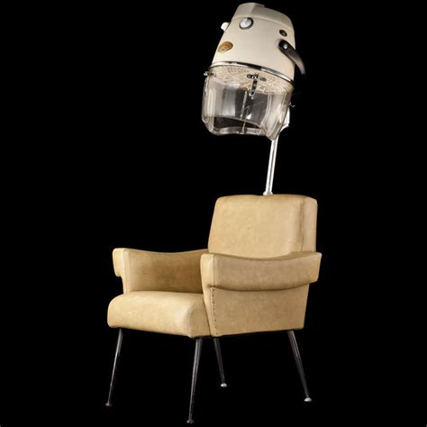 Hair Dryer With Chair hair dryer chair at 1stdibs