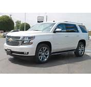 Chevrolet Tahoe 2015 White – All Models Photo Gallery