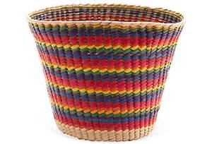 colored baskets multi colored small basket h o m e