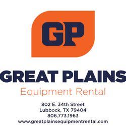 806 412 lubbock texas phone numbers great plains equipment rental machine tool rental