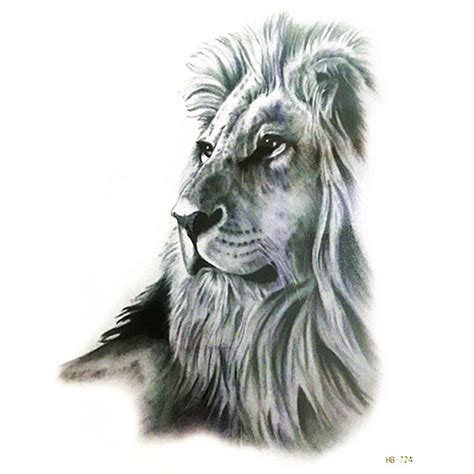 full body lion tattoo 2017 new arrives cool lion tattoo cool beauty sexy tattoo