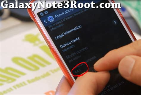 how to root android 4 4 2 how to root at t verizon galaxy note 3 on android 4 4 2 galaxynote3root