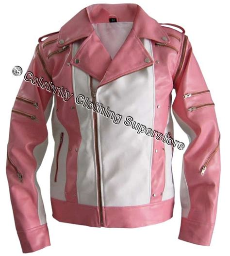Mj Pink index of mj pics michael jackson pepsi max jacket