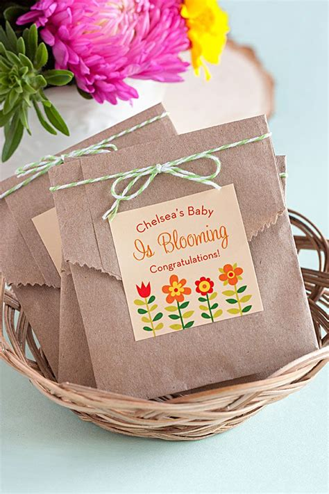 baby shower giveaways gifts best 20 garden baby showers ideas on