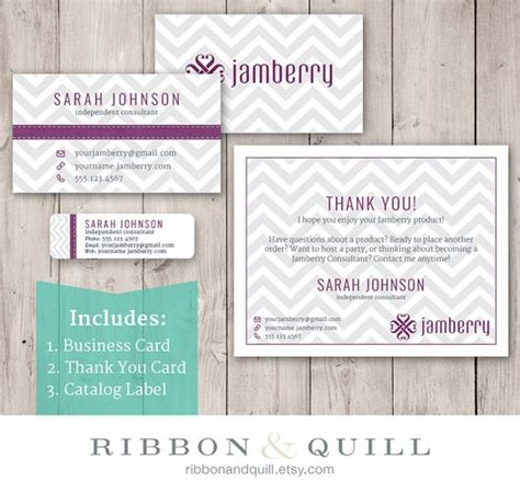 jamberry sle card template jamberry business bundle business card thank you label