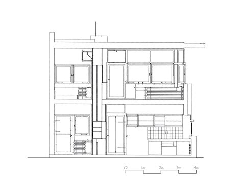 The Rietveld Schroder House Hand Drawings