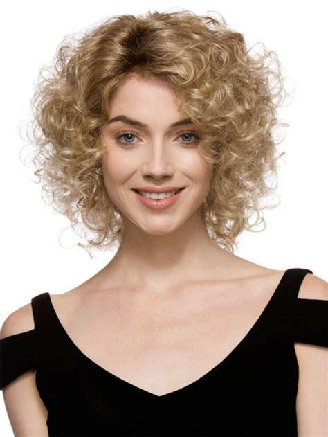 corte de pelo corto de mujer 1001 ideas de pelo corto rizado cortes y cuidado