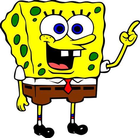 spongebob painting free spongebob drawings with glasses clipart best