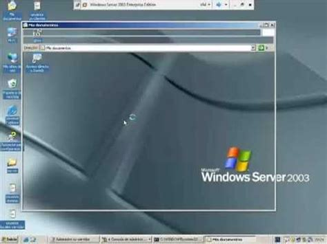 escritorio remoto windows server 2008 conexion al terminal server de windows 2003 server por