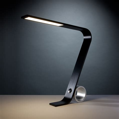 modern desk light business yt006 led desk l silver light