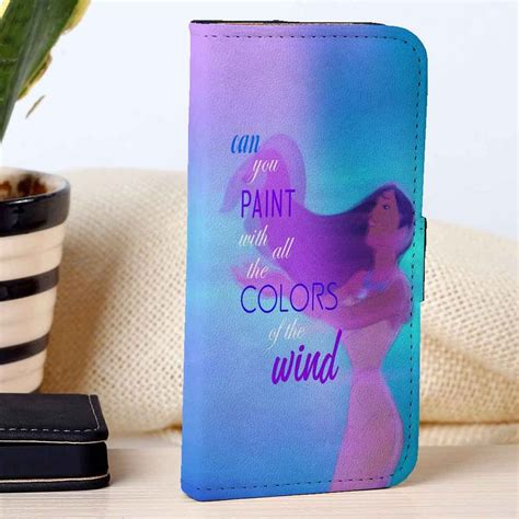 Disney Pocahontas Casing Samsung Iphone 7 6s Plus 5s 5c 4s Cases 1 disney pocahontas custom personalized wallet