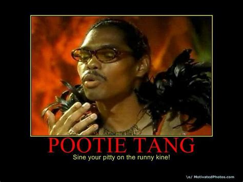 pootie tang comedy lol pinterest