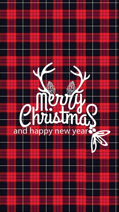 plaid christmas iphone wallpapers glam wallpapers pinterest facebook xmas and iphone
