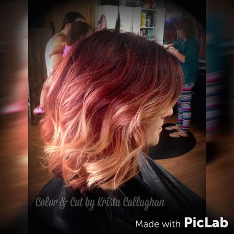 hair color red front blond back of head best 25 short hipster hair ideas on pinterest bob updo