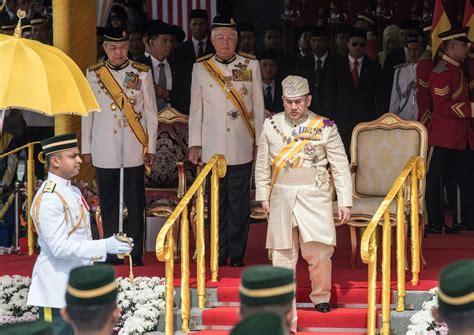 malaysias  king malaysia news