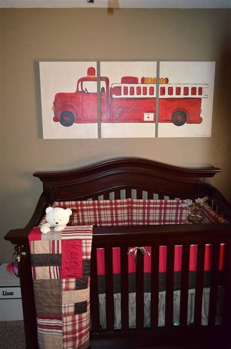 Firefighter Crib Bedding 301 Moved Permanently