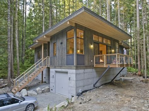 Prefabricated Cabins by Jetson Green Prefab Cabin Built By Method Homes