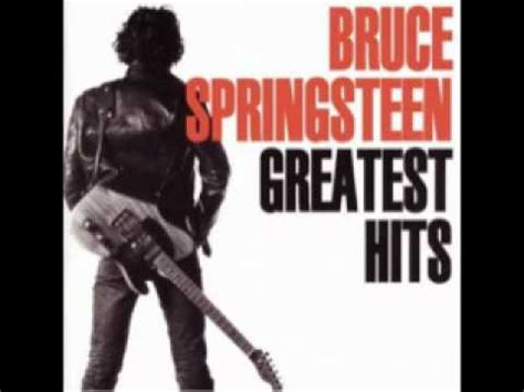 because the testo bruce springsteen because the lyrics letras
