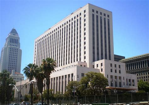 Federal Court Search California Federal Courthouse Los Angeles Ca Living New Deal