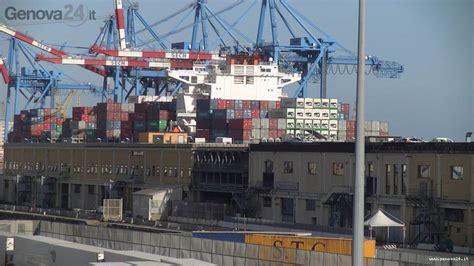 porto di genova nuovo record storico per la