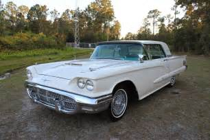 all american classic cars 1960 ford thunderbird 2 door