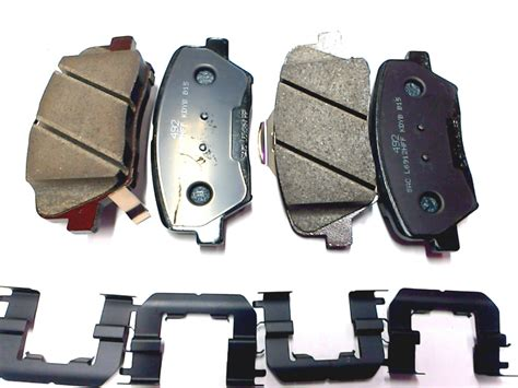 Kia Brake Pads 2013 Kia Sorento Brake Pads Disc Brake Pad Set Front