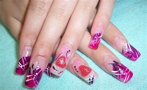 pictures of nail designs for valentines day s day nail designs ideas how to decorate nails