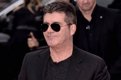 Hates Silverman by Simon Hates S Cowell Won T Spend Day With