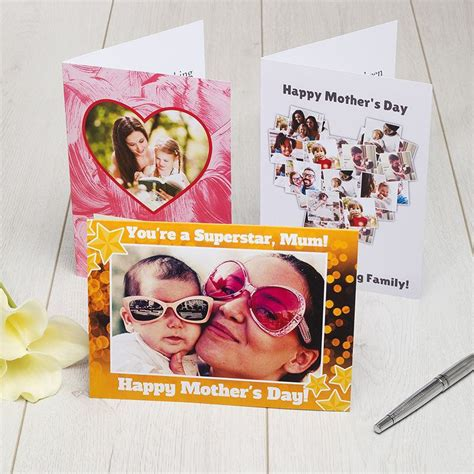 make your own mothers day card s day cards personalised mothers day cards