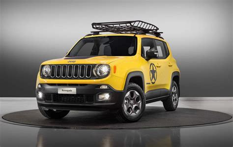 jeep renegade wrangler with moparone package revealed