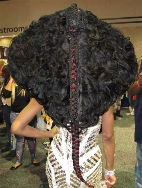 bronner brothers hair model for more pictures of the 2012 bronner brothers hair show