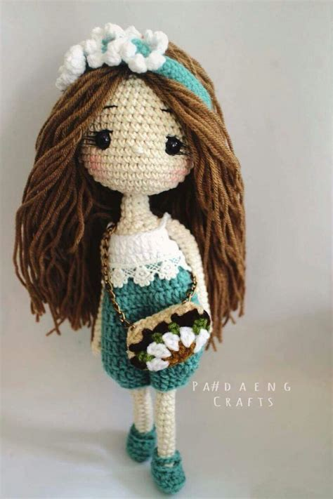 crochet doll 25 unique crochet dolls ideas on crochet doll