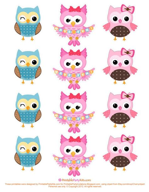 printable owl shapes best 25 free printable party ideas on pinterest banner