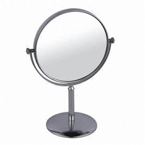 office desk mirror office desk makeup mirror with chrome plating finish