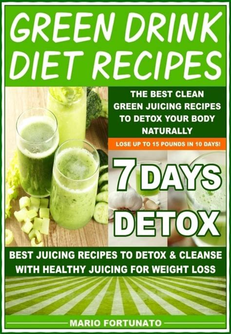 Green Juice Detox Diet by Bol Green Drink Diet Recipes The Best Clean Green