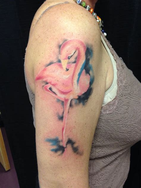 pink flamingo tattoo 40 best flamingo images on flamingos pink