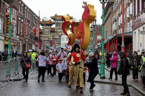 new year chinatown liverpool crowds turn out to celebrate new year in liverpool