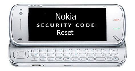 Resetter Alarm Mobil how to unlock nokia mobile security code 100 working tips and tricks