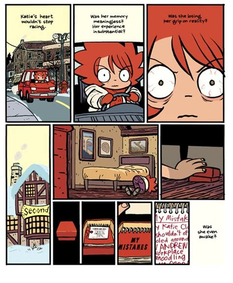 seconds a graphic novel bryan o malley s seconds is magical review deadshirt