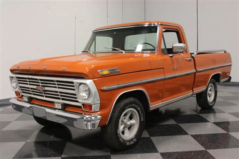 69 ford f100 for sale ford f100 1969 up sold classicdigest