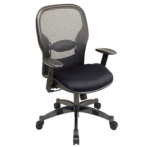 black modern office chair image of black mid