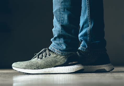 Adidas Ultra Boost Uncaged Olive Green 1 adidas ultra boost uncaged olive green sneakernews